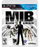 Men in Black: Alien Crisis [с поддержкой PS Move] (PS3)